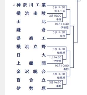 令和二年度神奈川県高校野球大会トーナメント.PNG